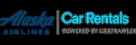 Logo de Alquiler de Automóviles de Alaska Airlines
